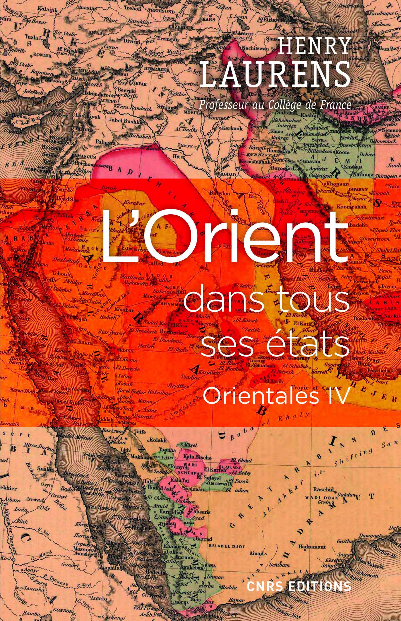 L'Orient dans tous ses états - Orientales IV