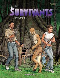 Survivants - tome 2 - Épisode 2 | Leo, . Auteur