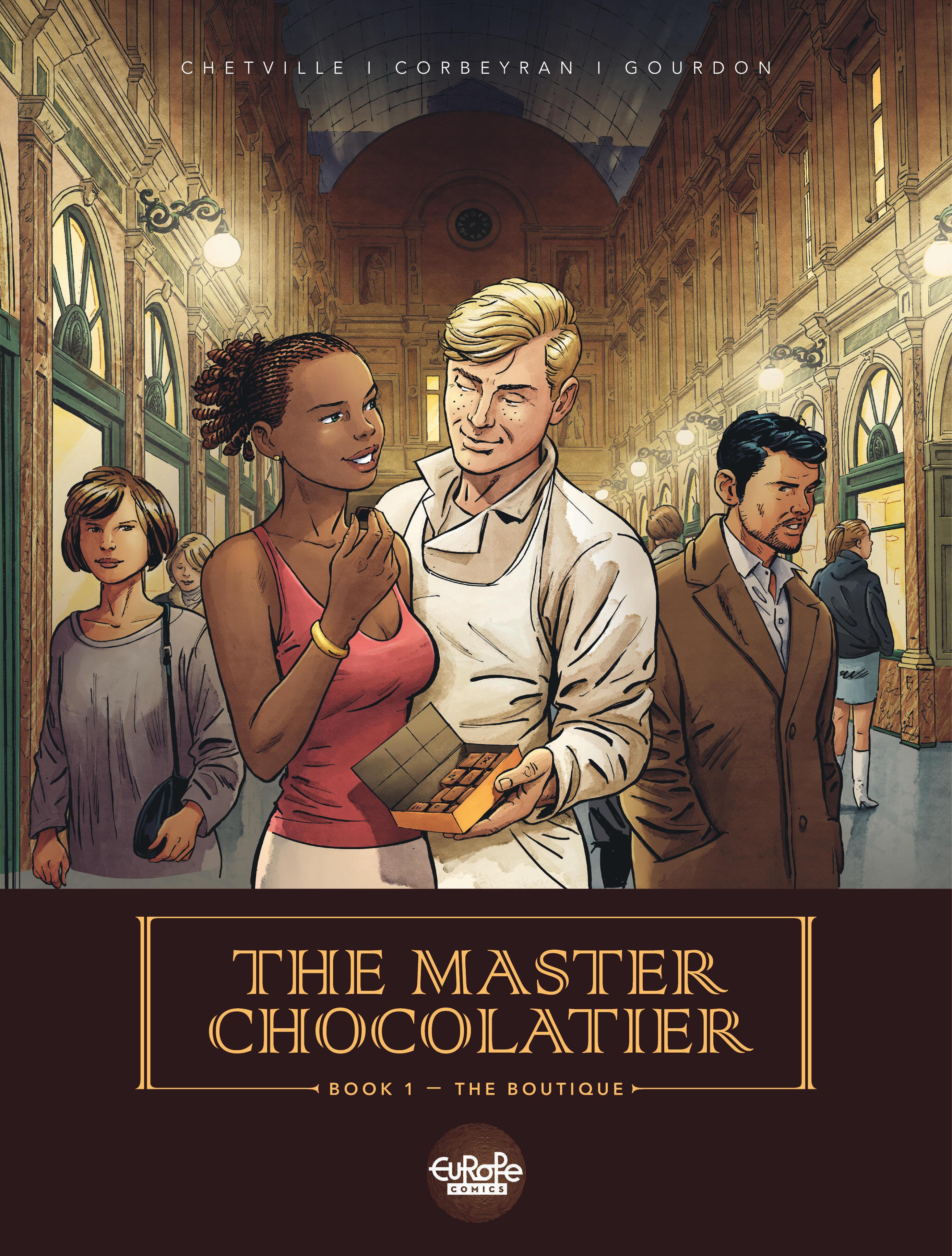 The Master Chocolatier - Vo...
