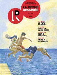La Revue dessinée #20 - Eté...