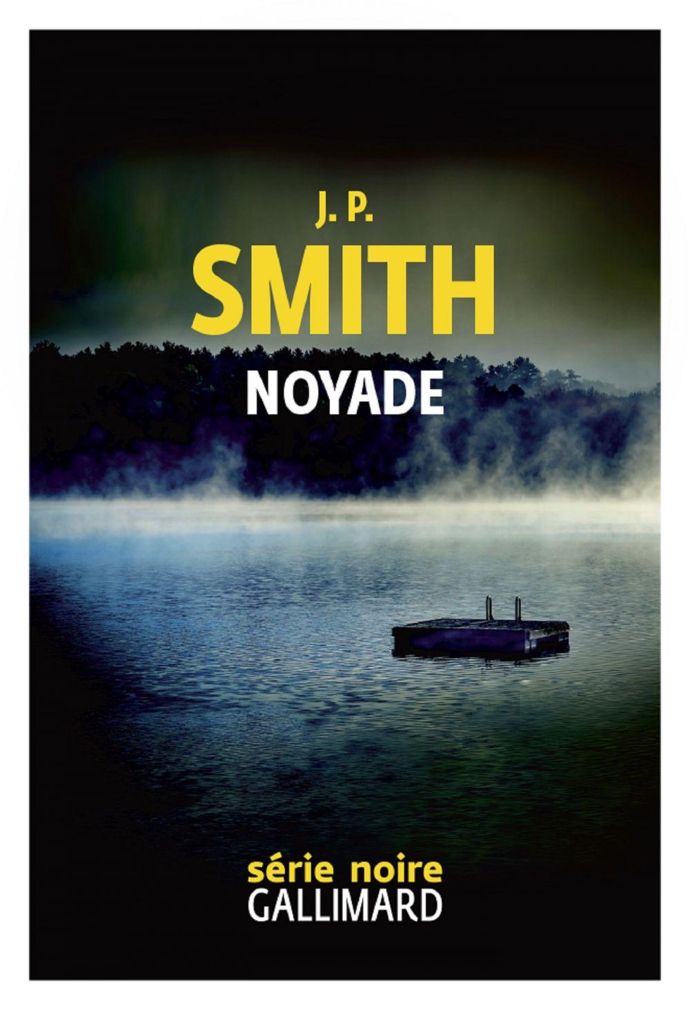 Noyade | Smith, J.P.. Auteur