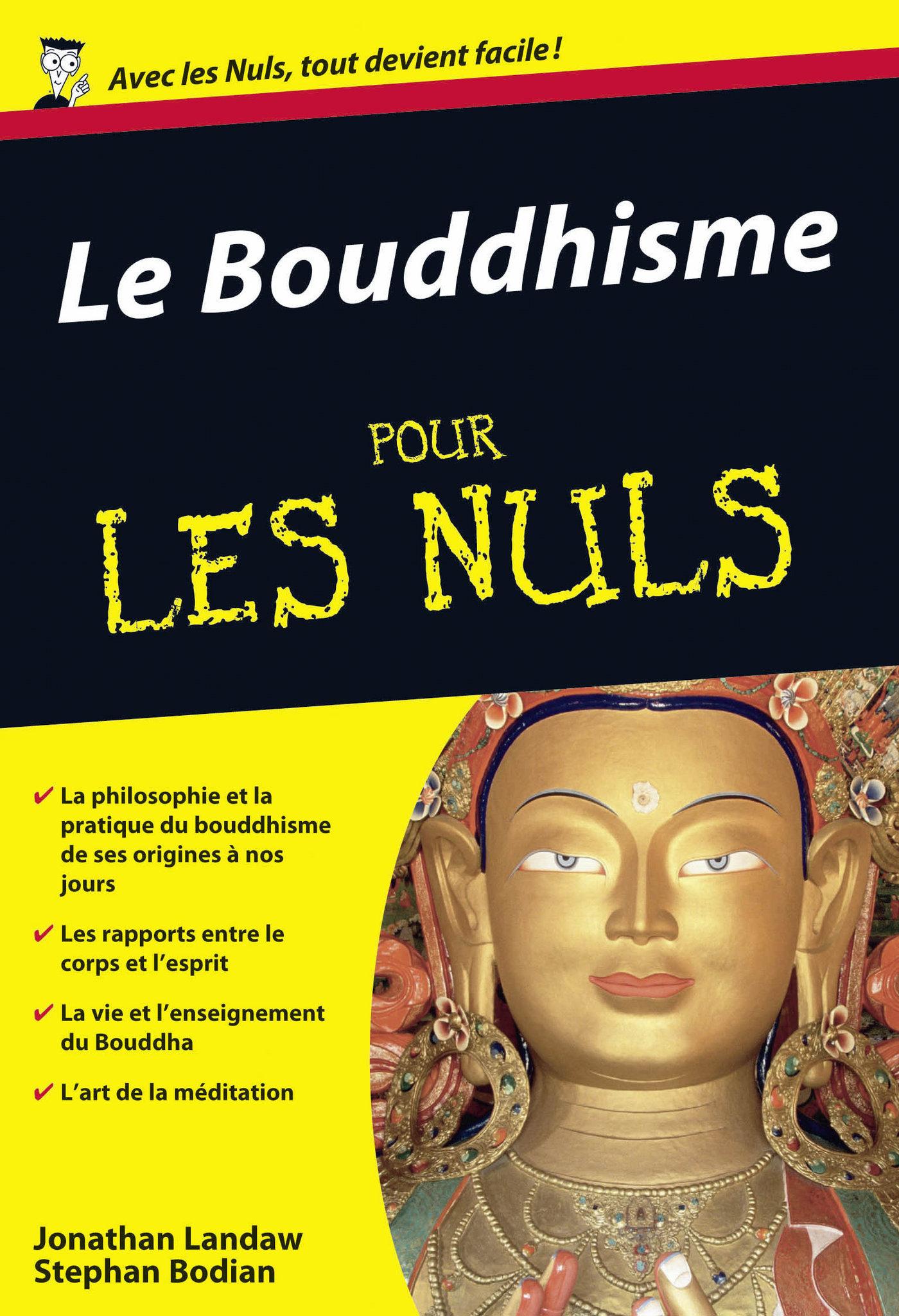 Le Bouddhisme Pour les Nuls | BODIAN, Stephan