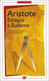 Cover image (Ethique à Eudème, édition bilingue)