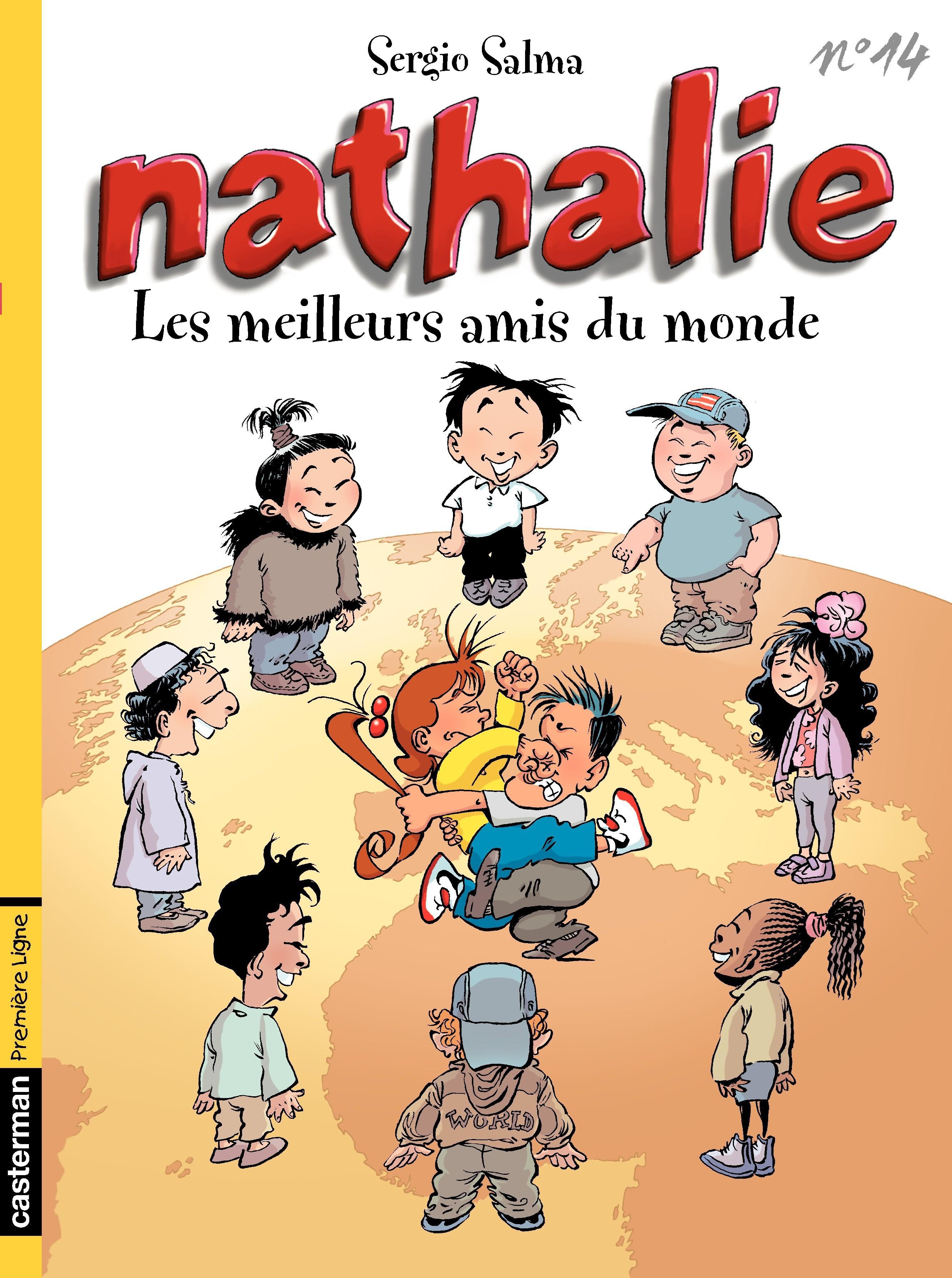 Nathalie (Tome 14) - Les meilleurs amis du monde