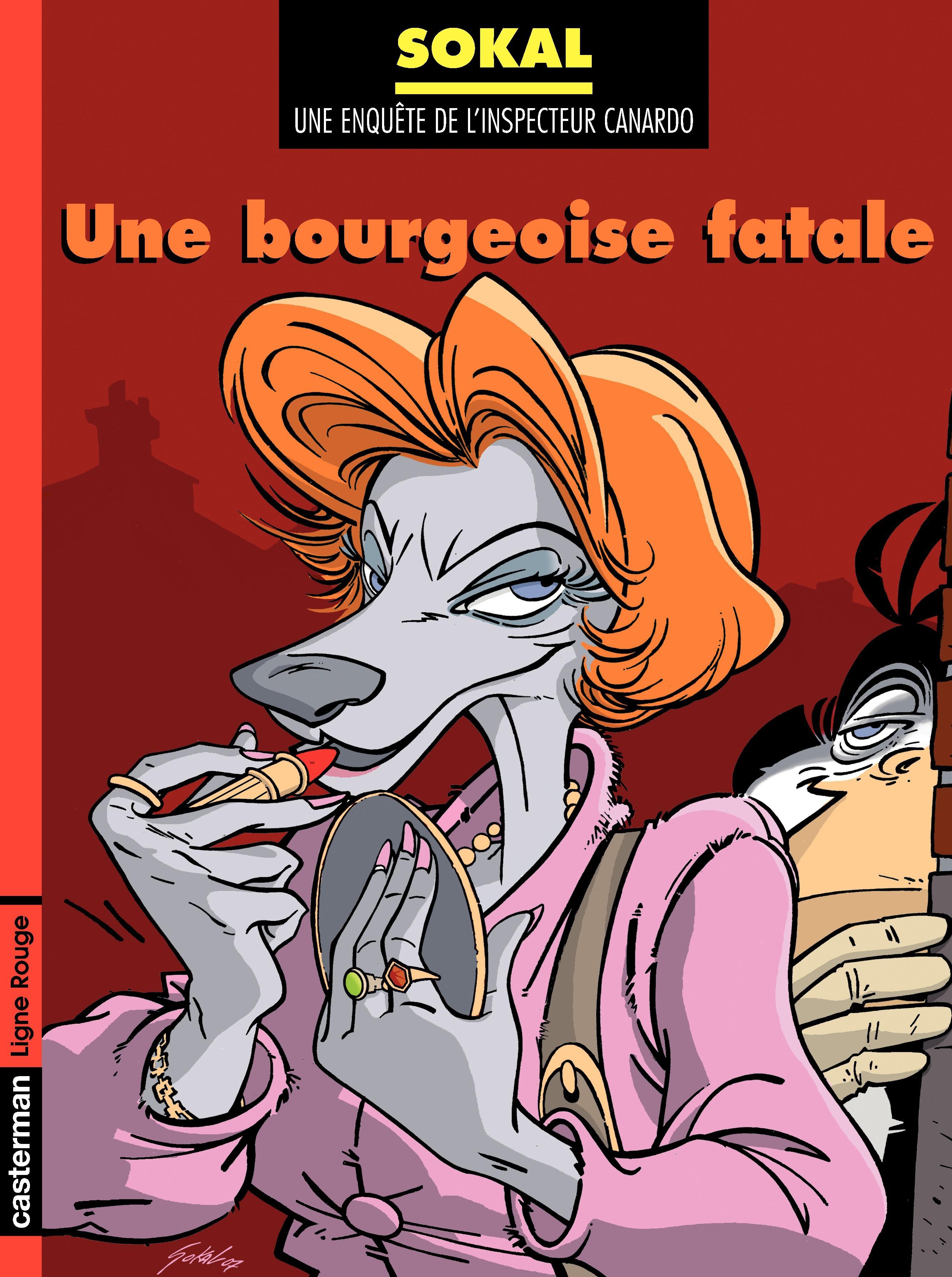 Canardo (Tome 17)  - Une Bourgeoise fatale