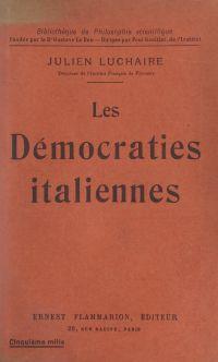 Les démocraties italiennes