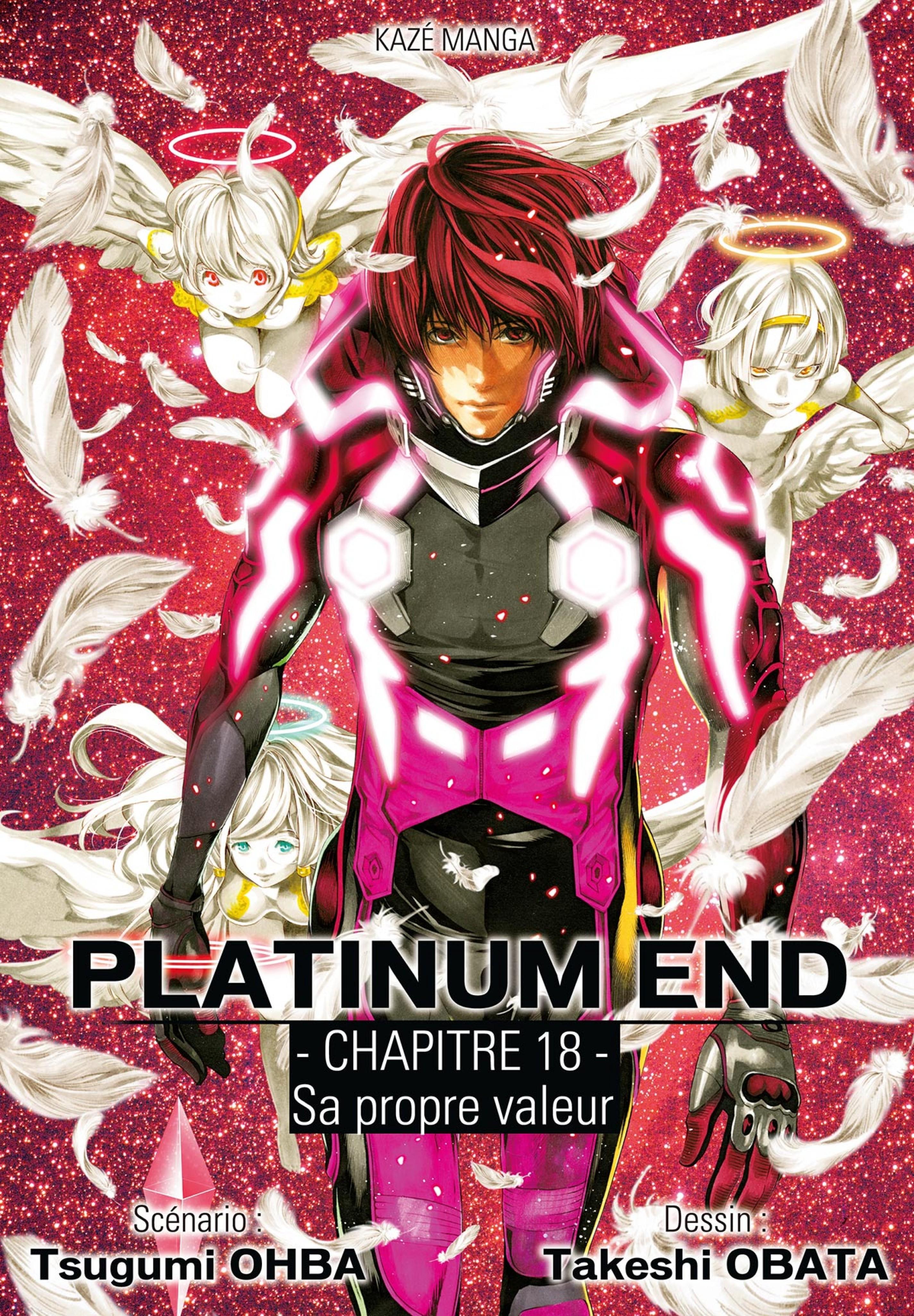Platinum end - Chapitre 18