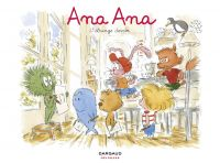 Ana Ana - tome 16 - L'étran...