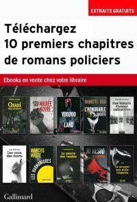 EXTRAITS - 10 romans polici...