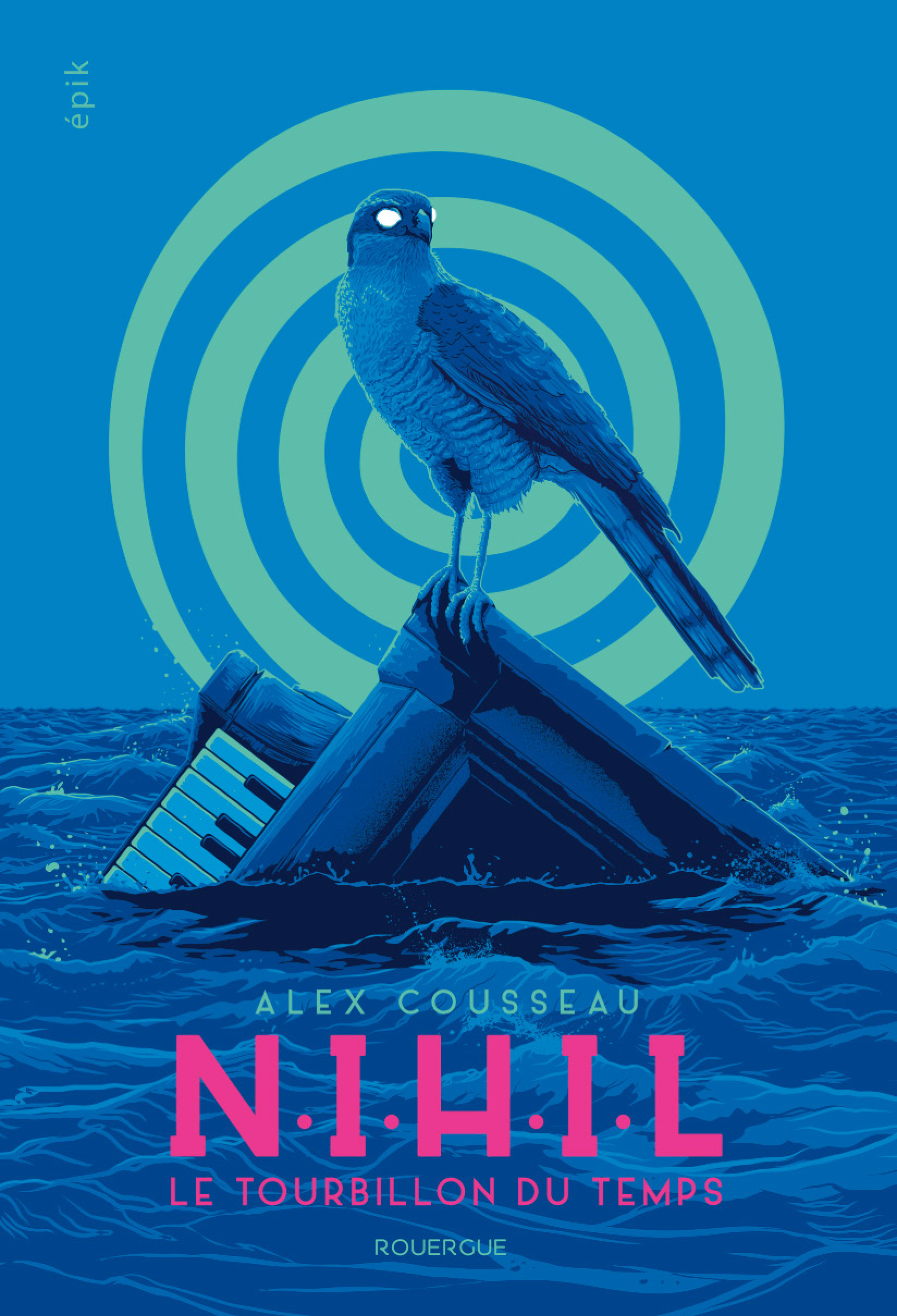 N.I.H.I.L | Cousseau, Alex