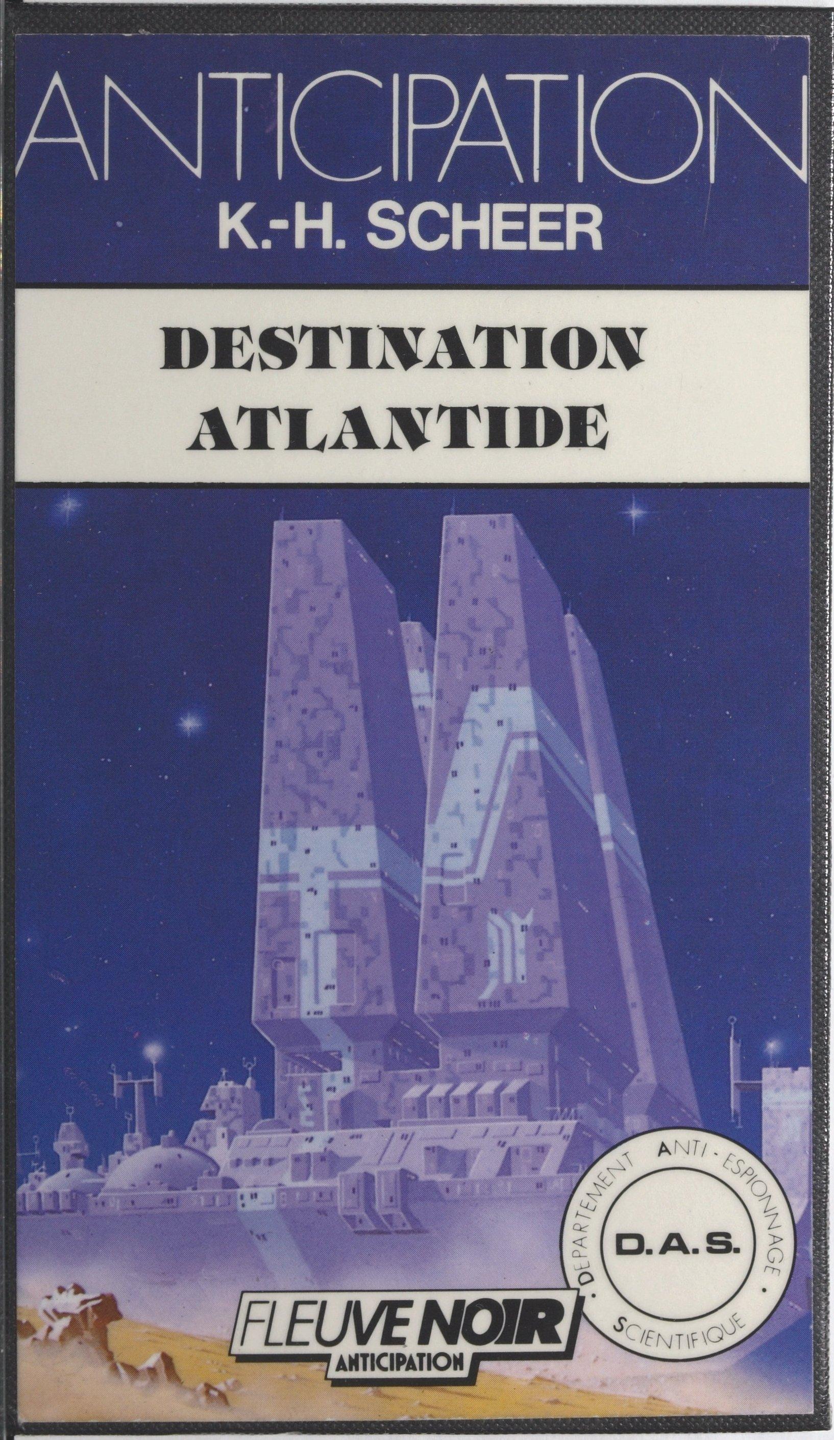 Destination Atlantide