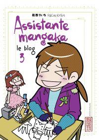 Assistante mangaka le blog ...