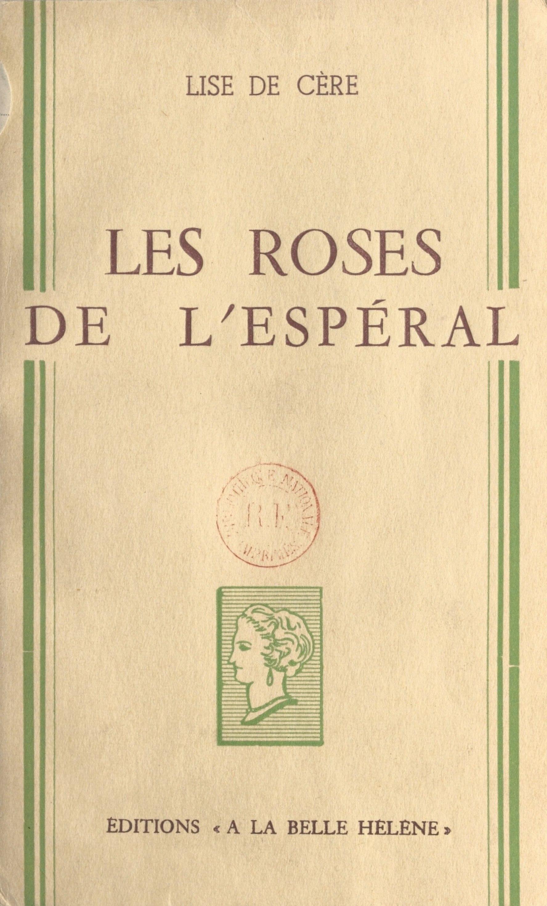 Les roses de l'Espéral