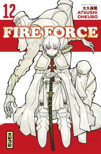 Fire Force - Tome 12
