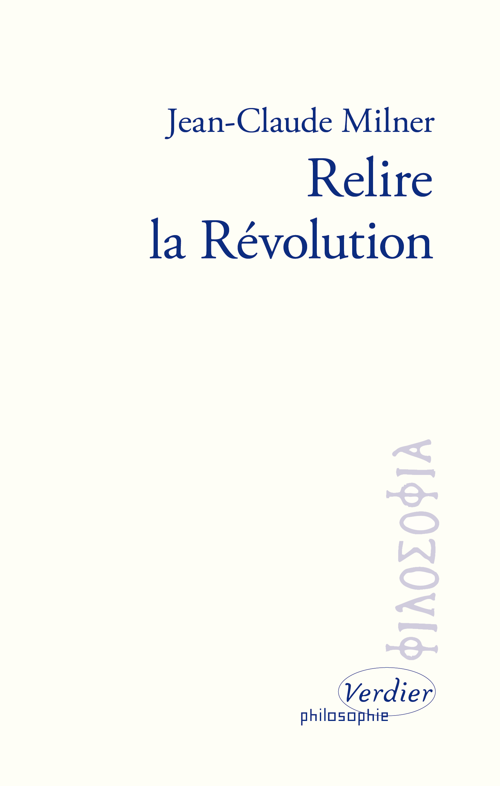 Relire la révolution