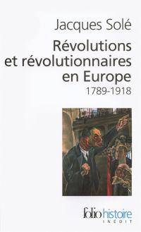 Révolutions et révolutionna...