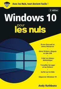 Image: Windows 10 pour les nuls