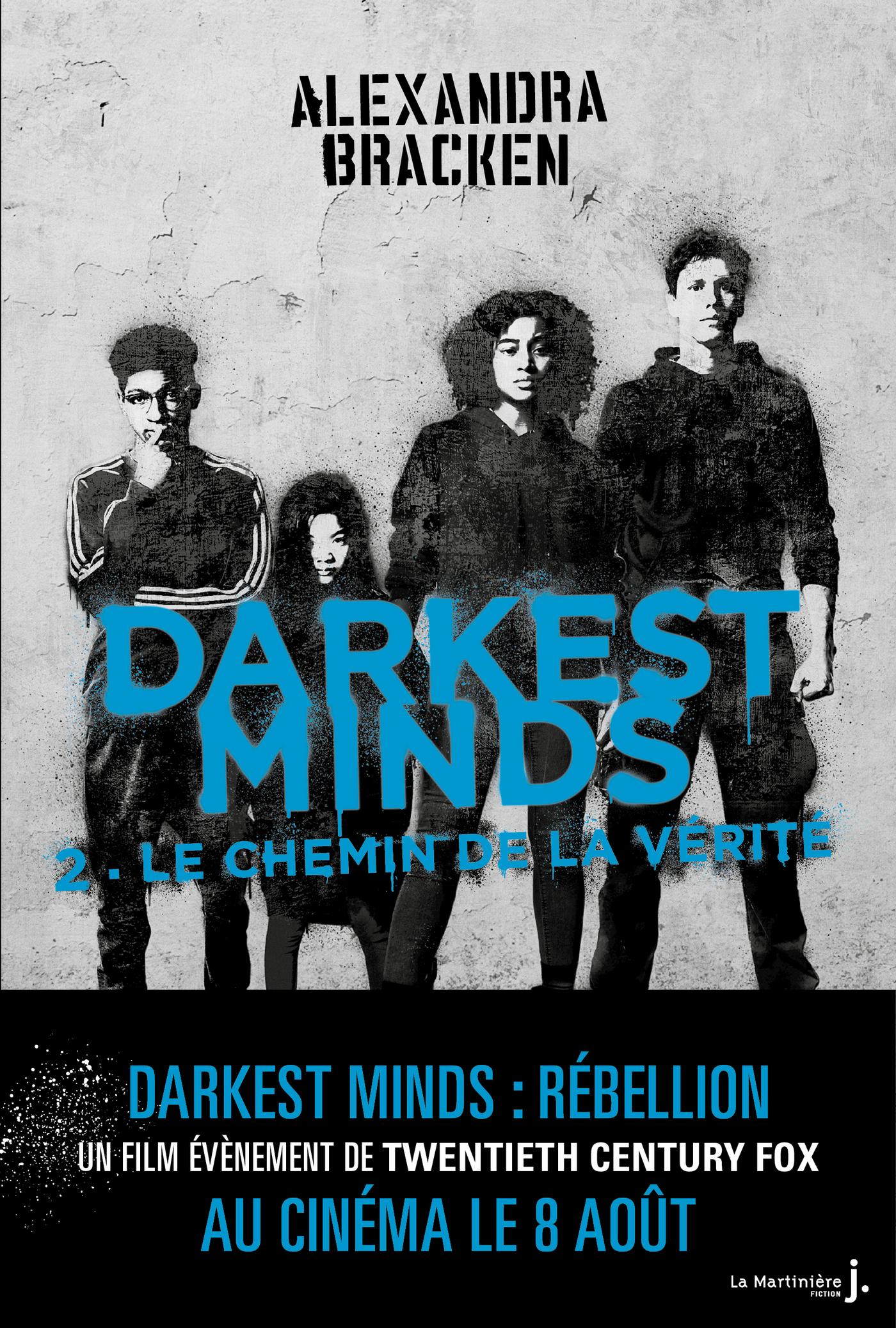 Darkest Minds - tome 2 Never Fade | Bracken, Alexandra