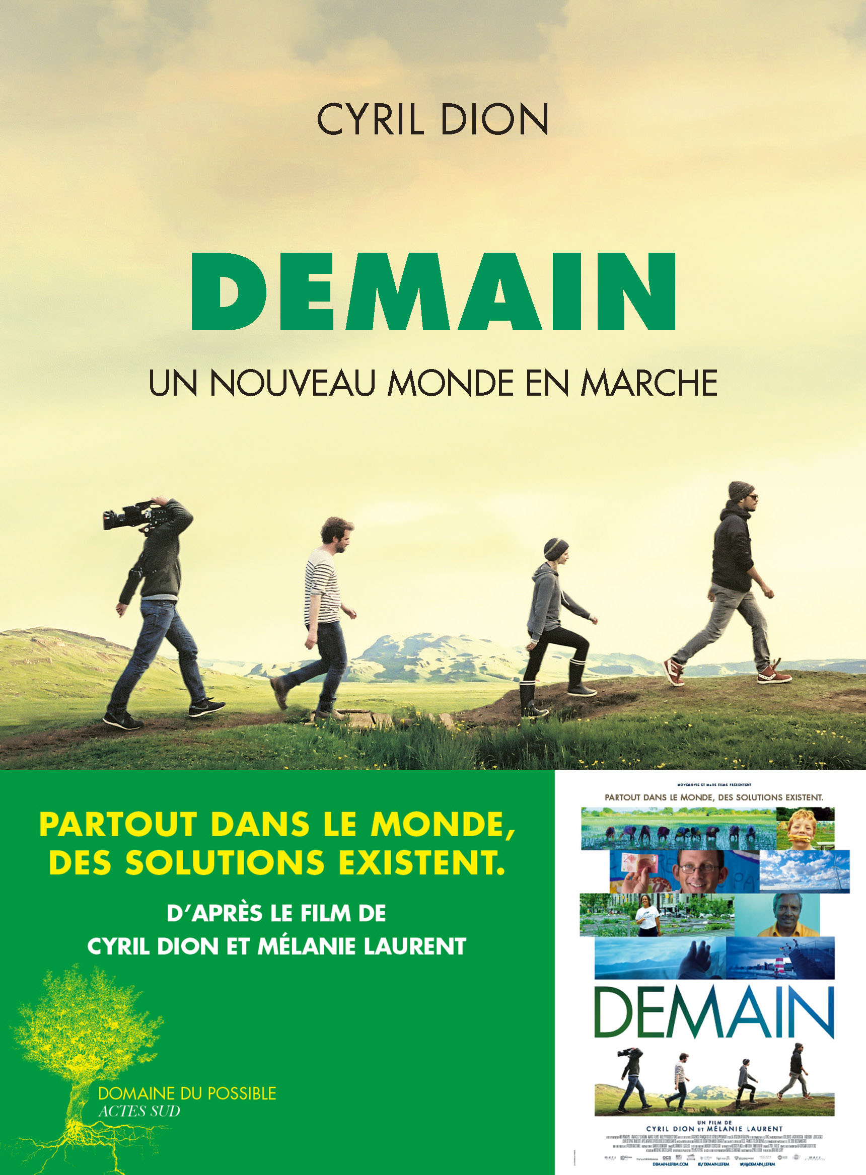 Demain | Dion, Cyril