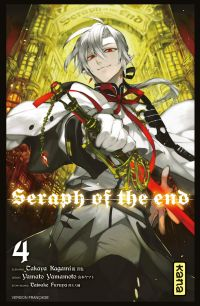 Seraph of the end - Tome 4