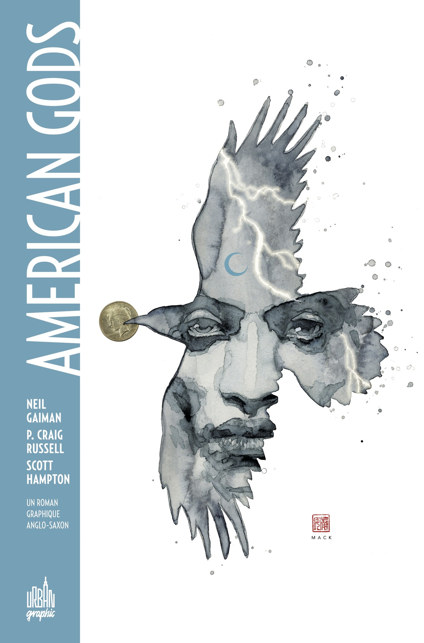 American Gods - Tome 1