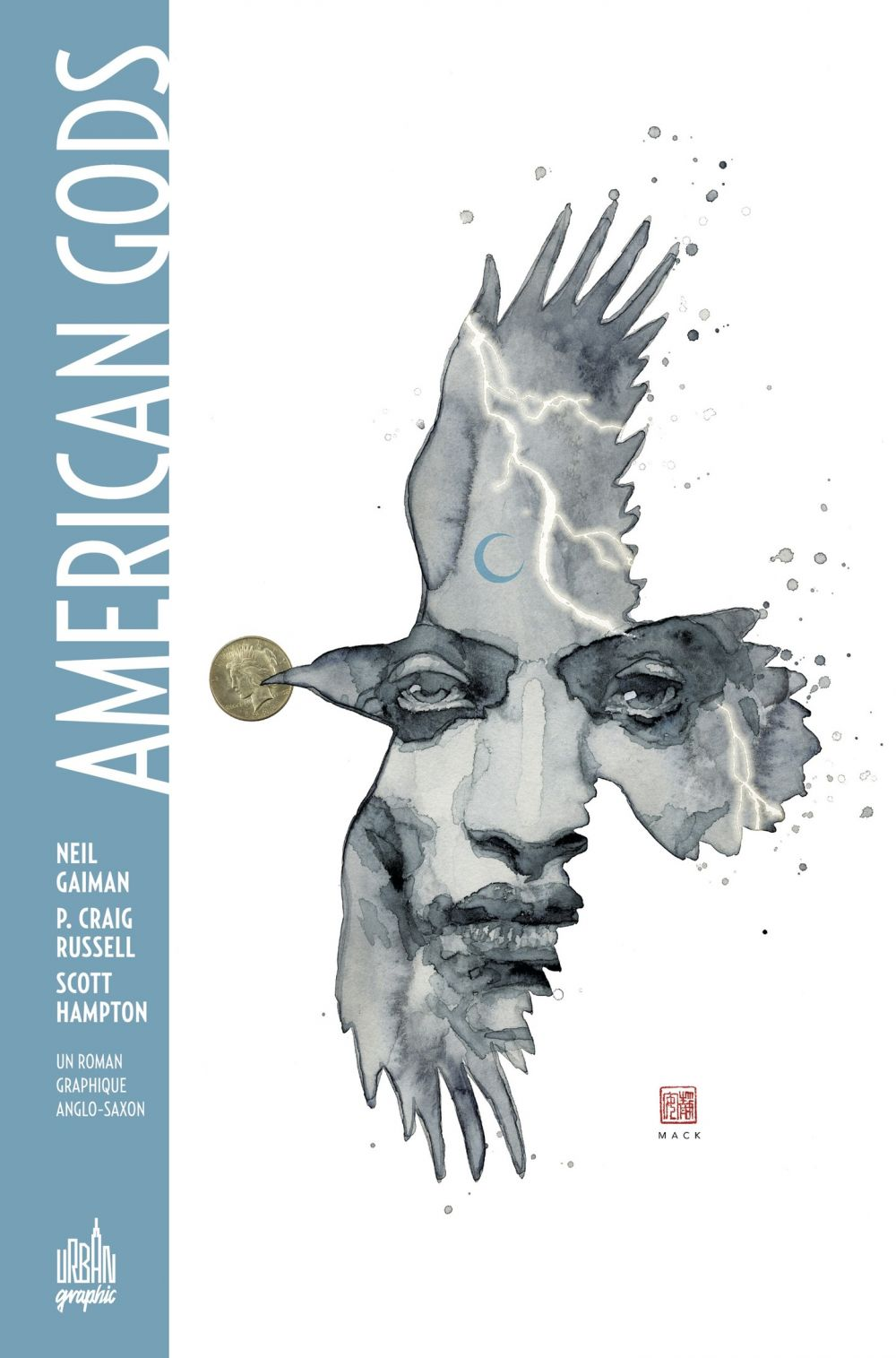 American Gods tome 1 | Russell, Craig P.. Auteur