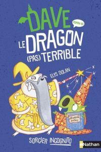 Dave le dragon pas terrible - Sorcier incognito - Tome 2 - roman BD - Dès 9 ans