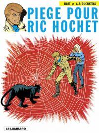 Ric Hochet - tome 5 - Piège...