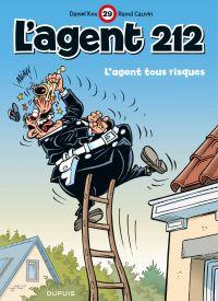 L'agent 212. Volume 29, L'agent tous risques