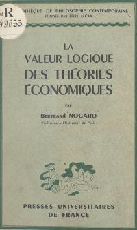 La valeur logique des théor...