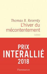 L'hiver du mécontentement | Reverdy, Thomas B.. Auteur