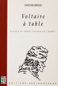 Voltaire à table