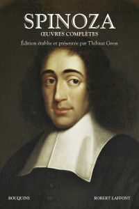 Oeuvres complètes | Spinoza, Baruch (1632-1677). Auteur