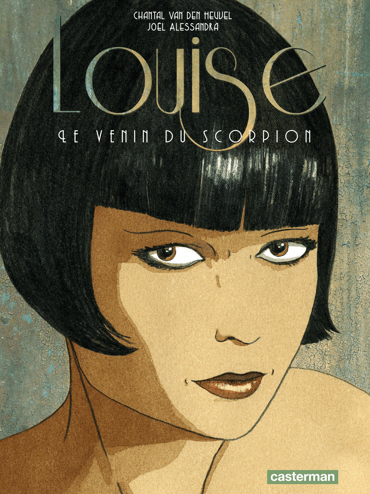 Louise, le venin du scorpion