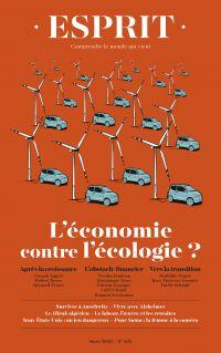 Esprit L'économie contre l'...