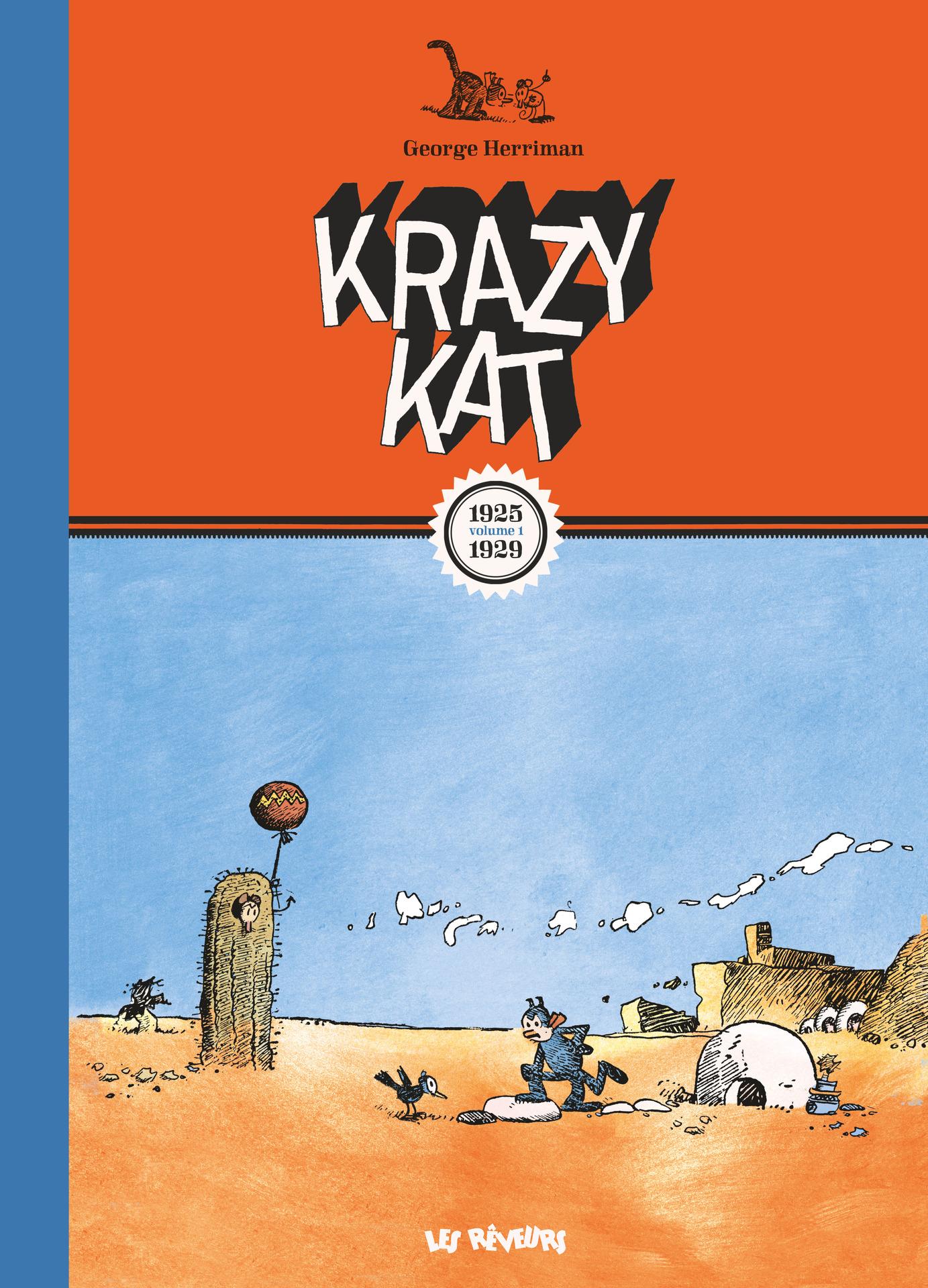 Krazy Kat - 1925-1929, volu...