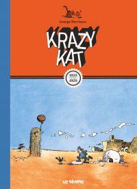 Krazy Kat - 1925-1929, volume 1 | George Herriman, . Auteur