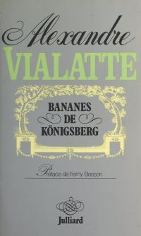 Bananes de Königsberg