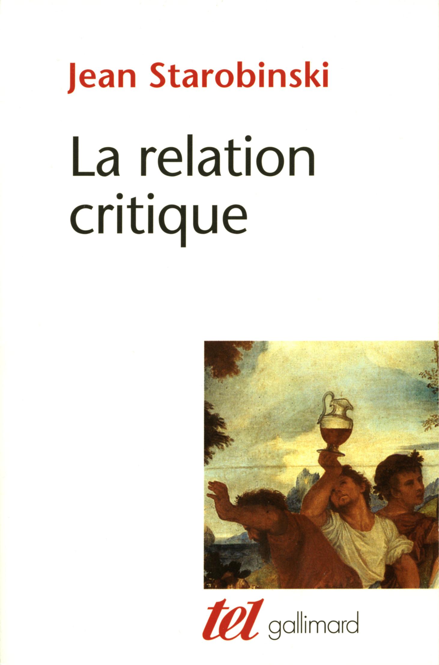 L'oeil vivant (Tome 2) - La Relation critique