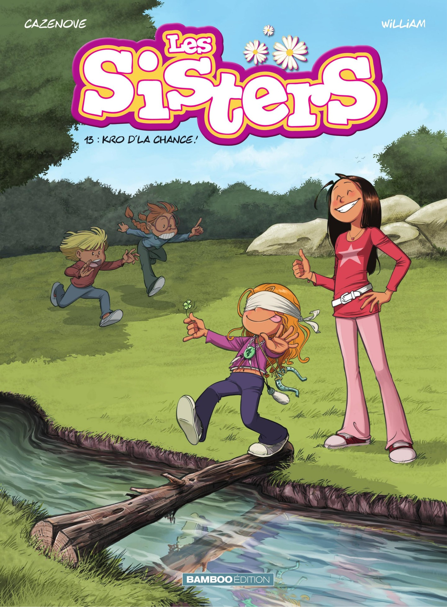 Les Sisters - Tome 13 - Kro...