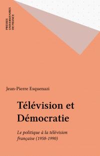 Télévision et Démocratie