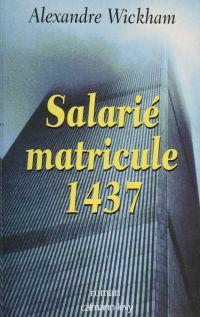 Salarié matricule 1437