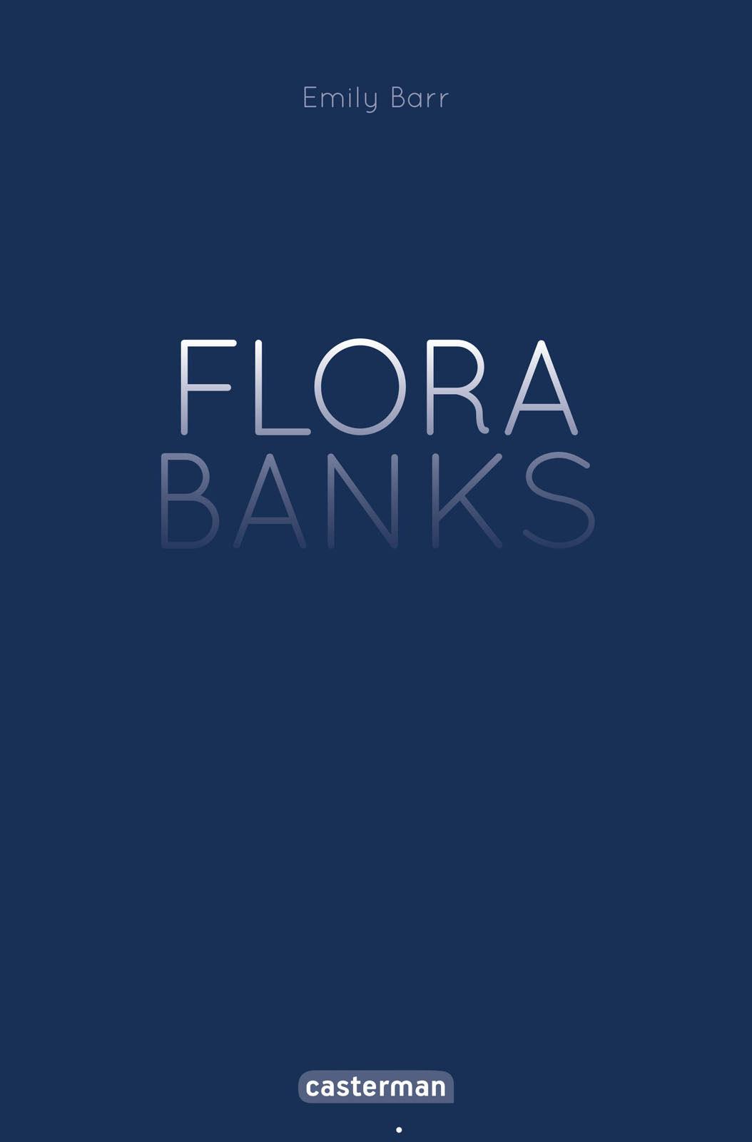 Flora Banks | Barr, Emily