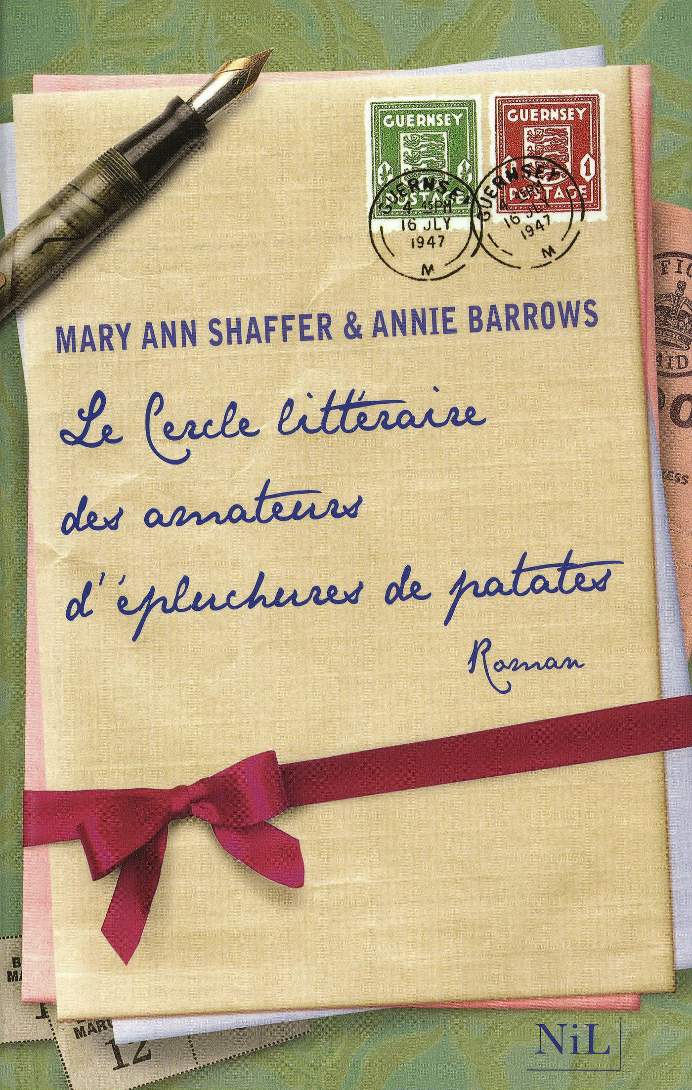 Le Cercle littéraire des amateurs d'épluchures de patates