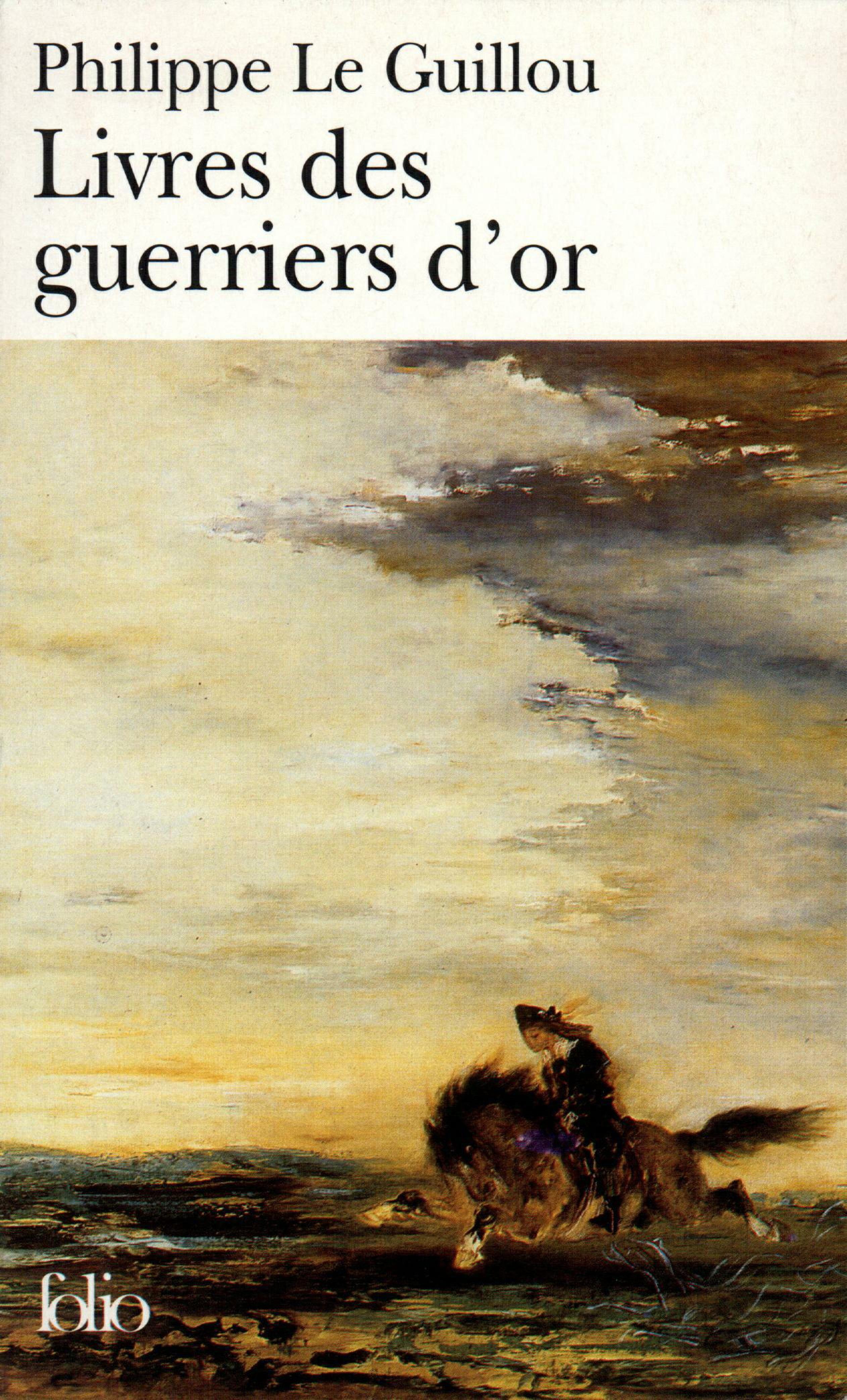 Livres des guerriers d'or