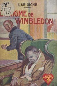 L'énigme de Wimbledon