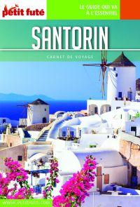 SANTORIN 2020 Carnet Petit ...