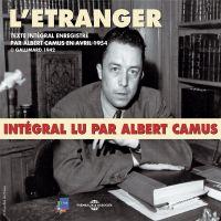 L'Étranger d'Albert Camus | Camus, Albert. Auteur
