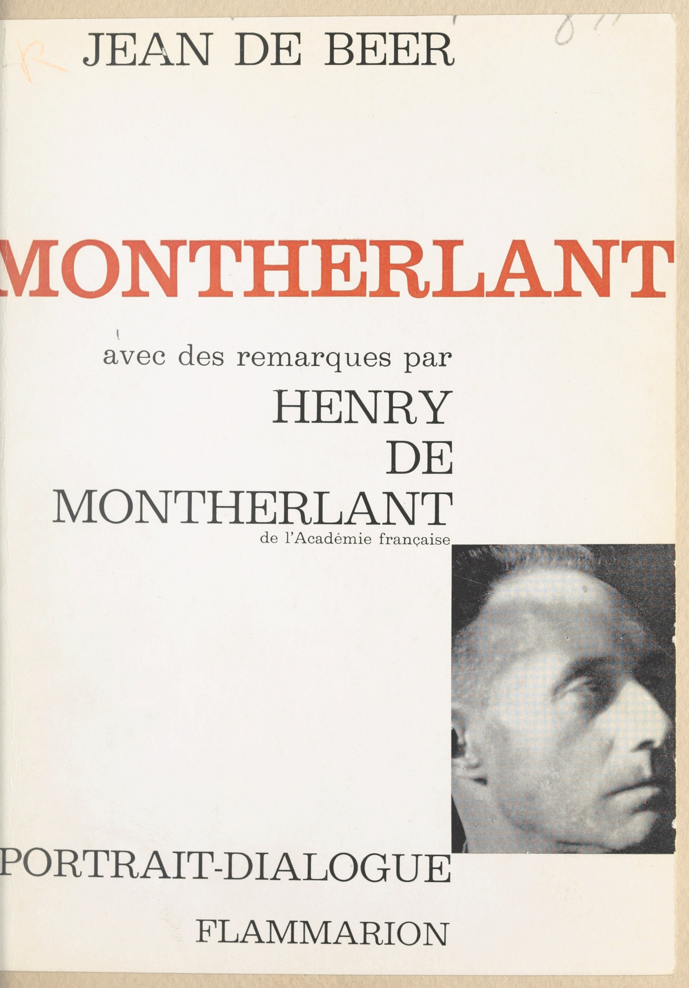 Montherlant