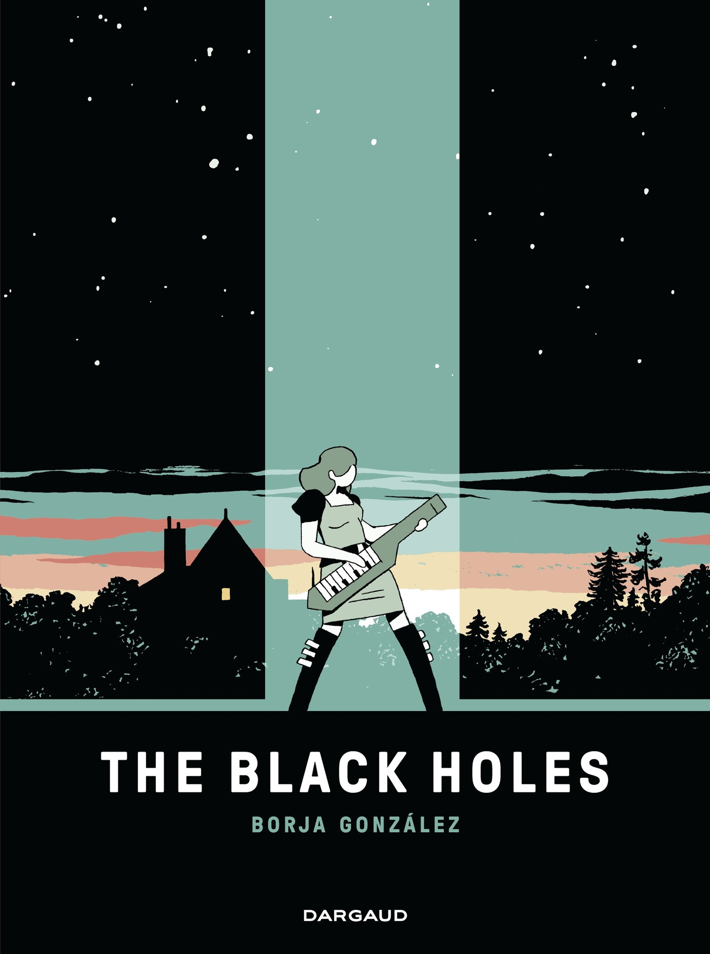 The Black Holes | Gonzalez, Borja